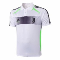 Juventus X Palace White Polo 2019/20