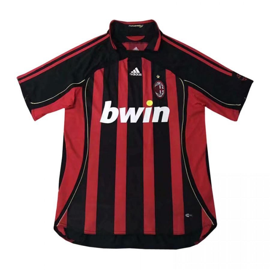 Acquistare Ac Milan Home Retro Jersey 2006 | Best Soccer ...